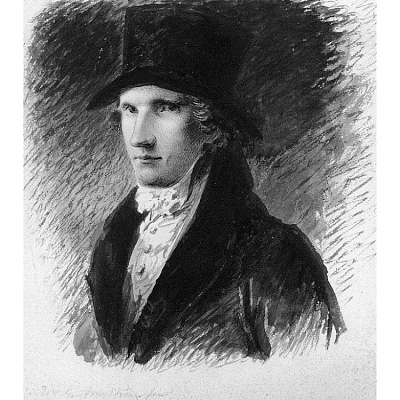 James Barton Longacre Self-Portrait