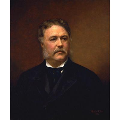Chester Alan Arthur Portrait