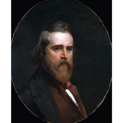 William Tolman Carlton Self-Portrait