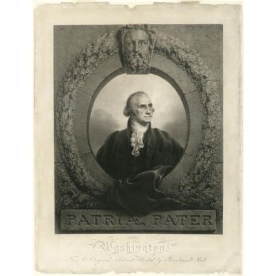 George Washington, Patriæ Pater