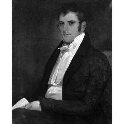 John Wesley Jarvis Self-Portrait
