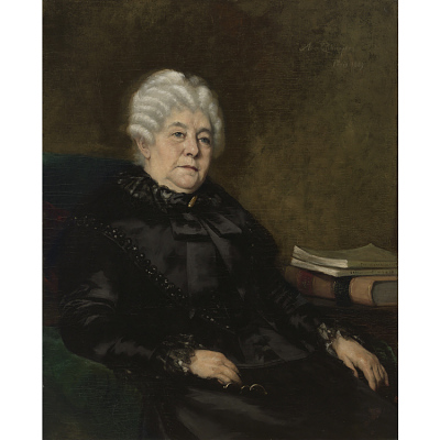 Elizabeth Cady Stanton Portrait