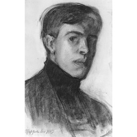 Image of Edward Hopper Self-Portrait
