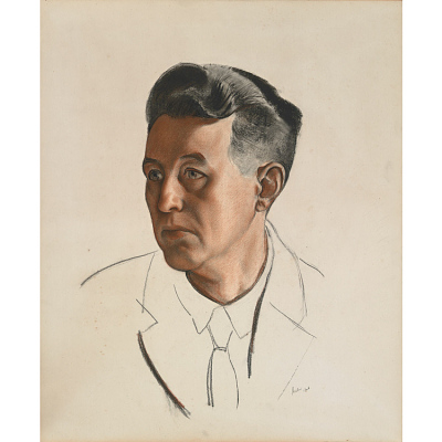Charles Sheeler Self-Portrait