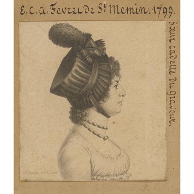 Étiennette-Charlotte-Adélaïde Févret de Saint-Memin