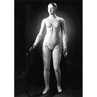 Image of Thomas Sully's mannequin