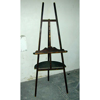 Image of Thomas Sully's easel