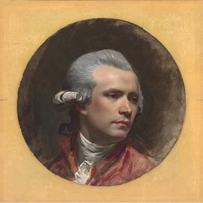 John Singleton Copley Self-Portrait