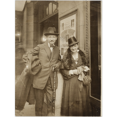 Robert Henri and Marjorie Organ