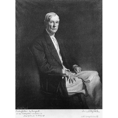 John Davison Rockefeller, Sr.