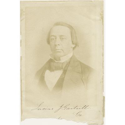 Lucius Jeremiah Gartrell
