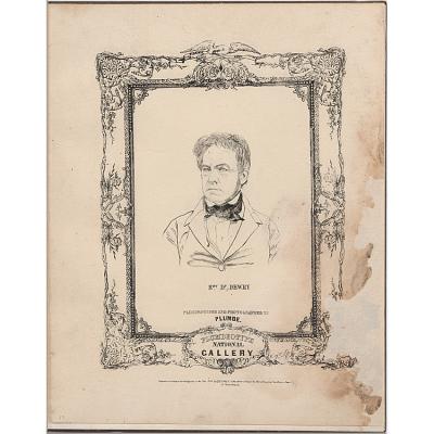 The National Plumbeotype Gallery - Orville Dewey