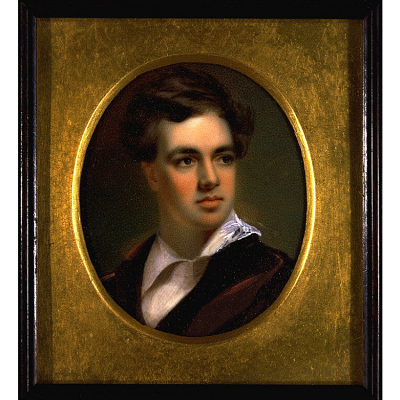 James Reid Lambdin Self-Portrait