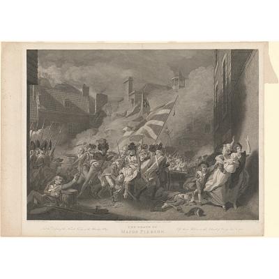 Death of Major Pierson