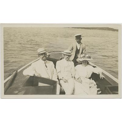 Samuel Clemens and Ralph Ashcroft