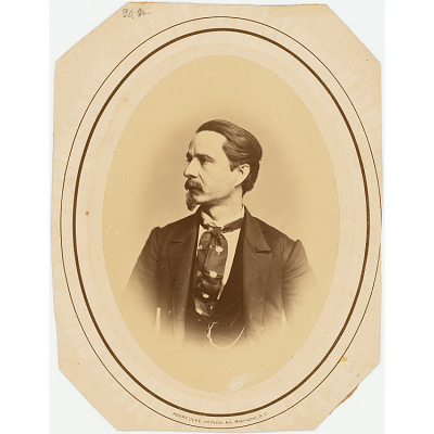 Henry Ulke Self-Portrait