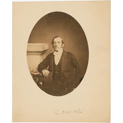 Theodore William John Wylie