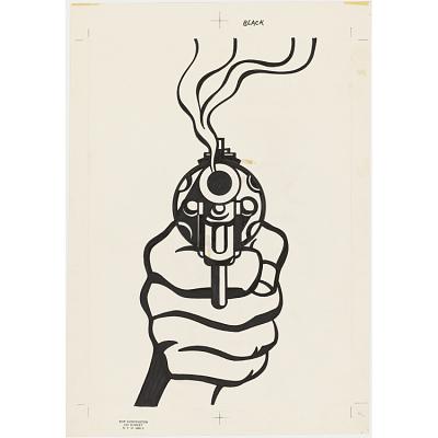 Gun in America (mechanicals)