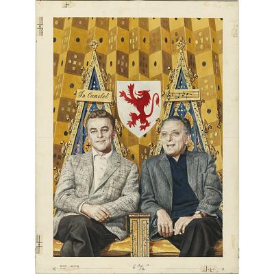 Alan Lerner and Frederick Loewe