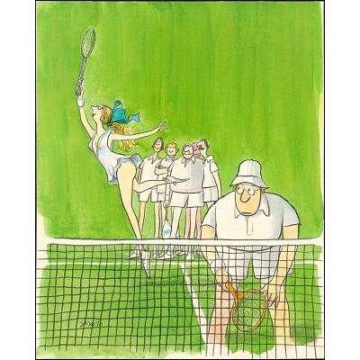 Sex & Tennis
