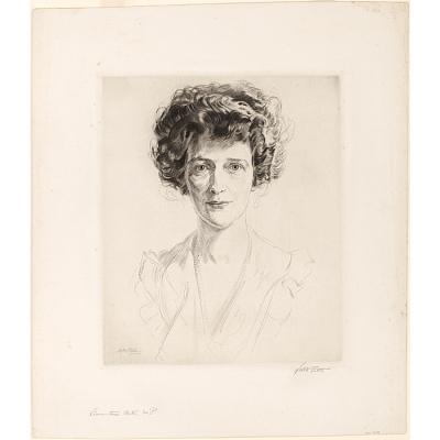 Viscountess Nancy Witcher Langhorne Astor
