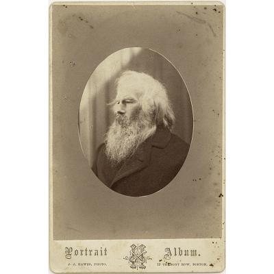 Josiah Johnson Hawes Self-Portrait