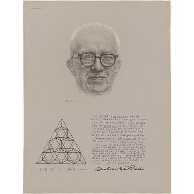 Buckminster Fuller as an Aesthete