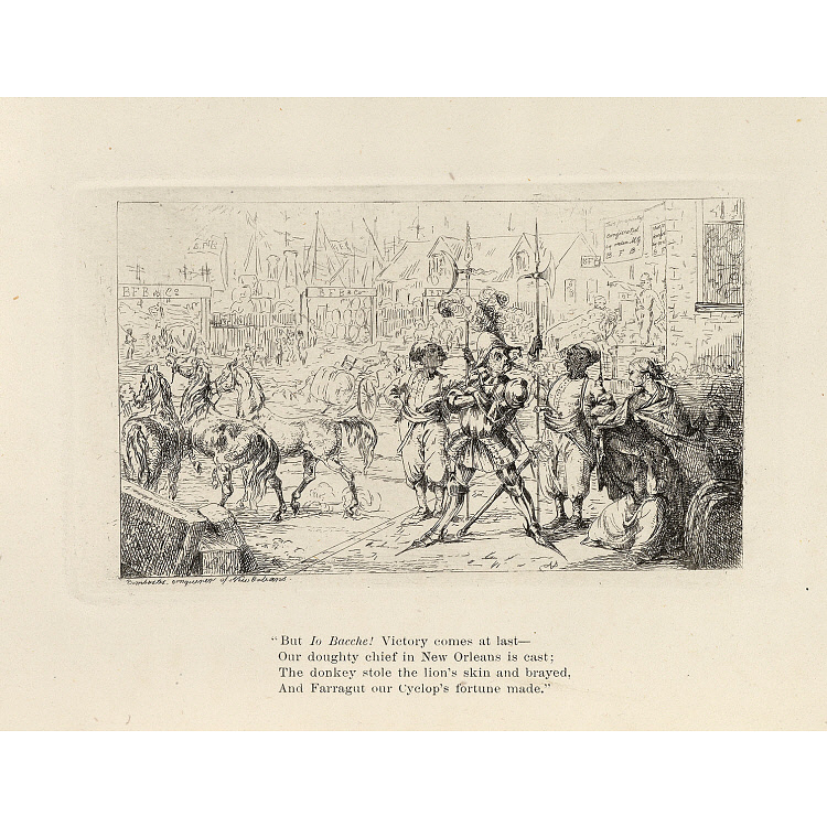 Image for Bombastes, Conqueror of New Orleans