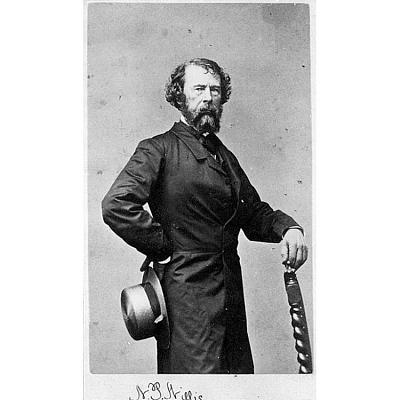 Nathaniel Parker Willis