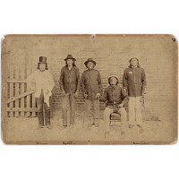 Image of Geronimo and Naiche