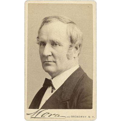 Thomas Andrews Hendericks