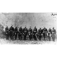 Image of Union Generals