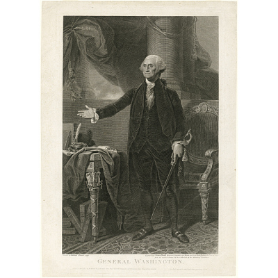 George Washington (Lansdowne type)