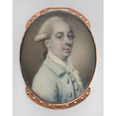 Henry Cruger Portrait