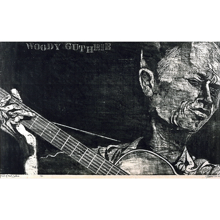 Image for Woody Guthrie