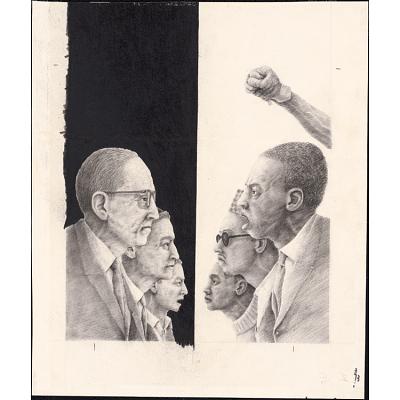 Black vs. Jew