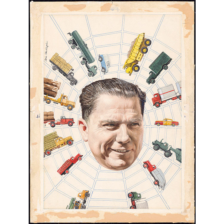 Image for Jimmy Hoffa