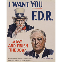 Image of Franklin D. Roosevelt