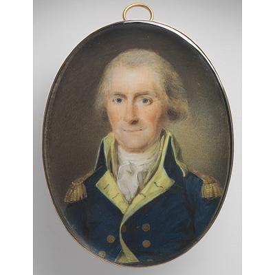 Arthur St. Claire Portrait