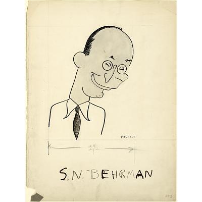 Samuel Nathaniel Behrman