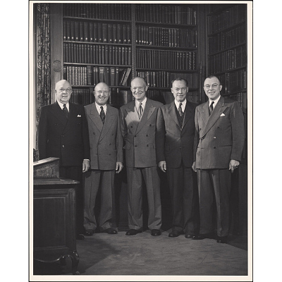 Dwight D. Eisenhower and his Brothers