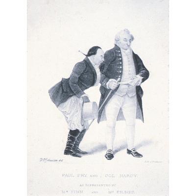 Henry Finn and Thomas Kilner