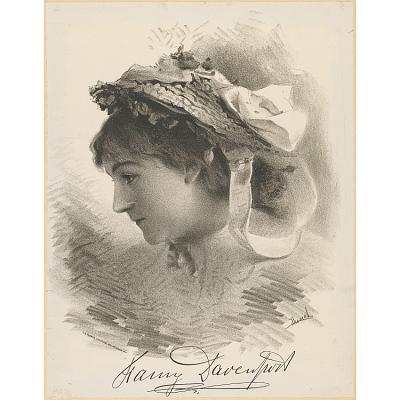 Fanny Lily Gypsy Davenport
