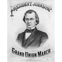 Image of President Johnson's Grand Union March