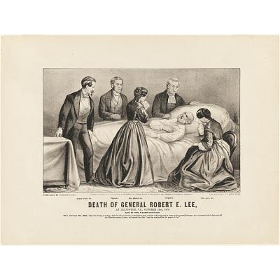 Death of General Lee