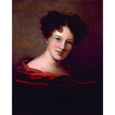 Sarah Miriam Peale Self-Portrait