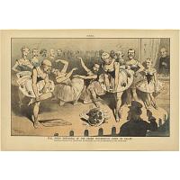 Image of Full Dress Rehearsal of the Grand Presidential Corps de Ballet