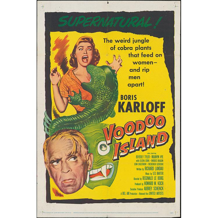 Image for Boris Karloff