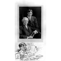 Image of Gustav Cramer and George William Harris