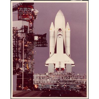 Space Shuttle Columbia: Aiming High In '81